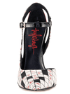 """James"" Heels by Taylorsays (Red) - www.inkedshop.com"
