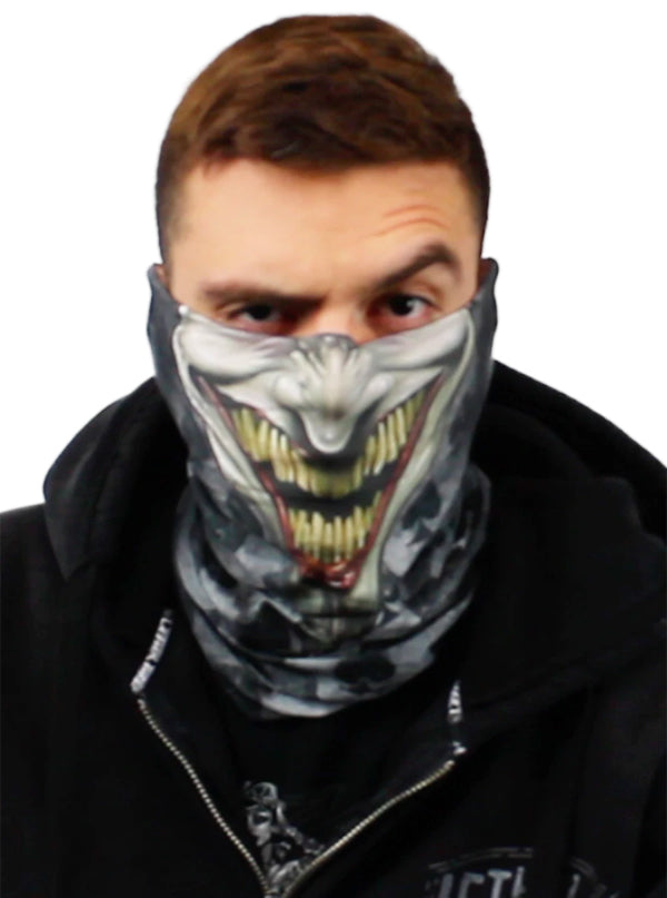 Jester Face Mask by Lethal Threat