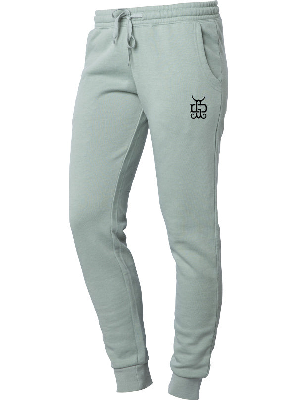 Women's Monogram Joggers by Ghost and Darkness