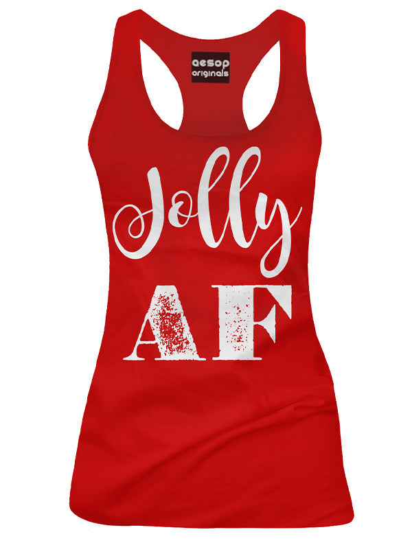 Women's Jolly AF Tank by Aesop Originals