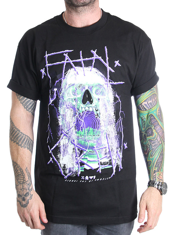 "Men's ""Welcome 2 the Jungle"" Tee by Fatal Clothing (Black)"