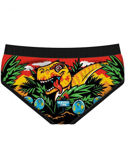 "Women's ""Jurassic Period"" Period Panties by Harebrained! - www.inkedshop.com"