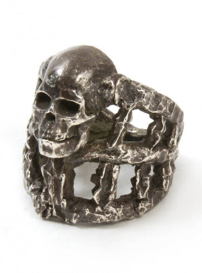 "Men's ""Kerchen"" Ring by Aileyan (More Options) - www.inkedshop.com"