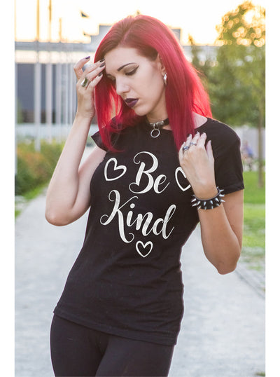 Women's Be Kind Tee by Ascension Apparel