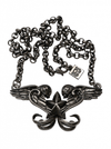 Swallows Necklace by Kitsch 'n' Kouture - InkedShop - 2