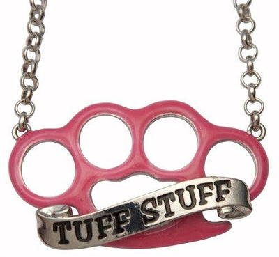 Tuff Stuff Necklace by Kitsch 'n' Kouture - InkedShop - 1