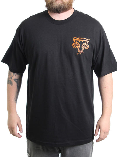 Men's Knuckle Up Tee by Fatal Clothing