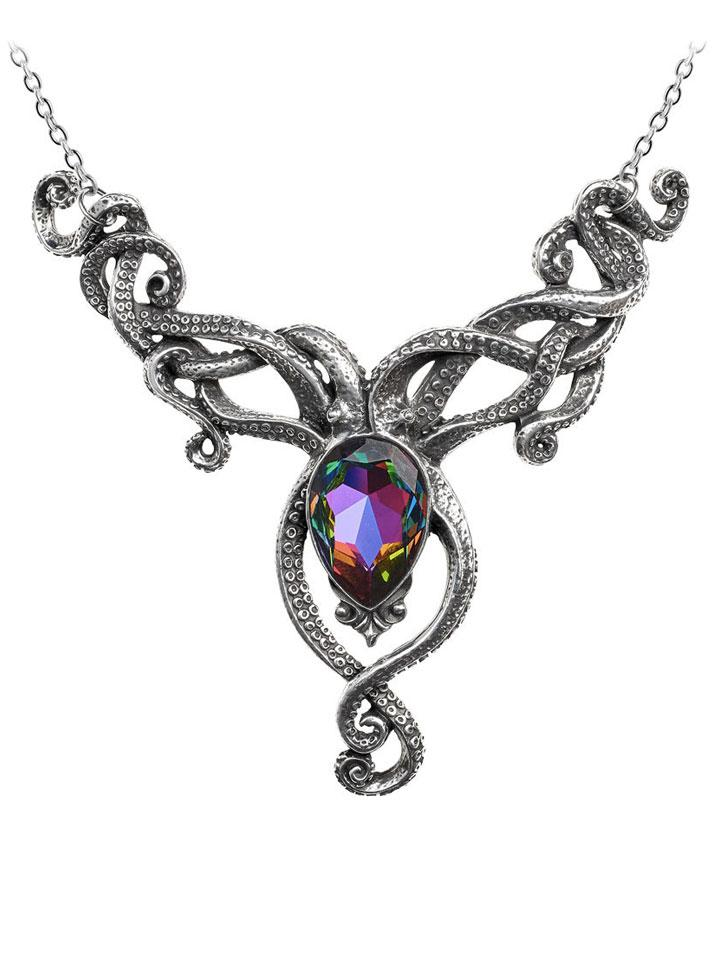 Kraken Necklace by Alchemy of England
