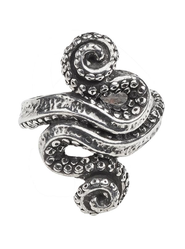 Kraken Ring by Alchemy of England