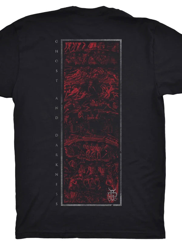 Unisex Layers Of Hell Tee by Ghost and Darkness