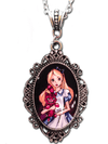 """Alice and Ches"" Cameo by Alkemie & Artistry - www.inkedshop.com"