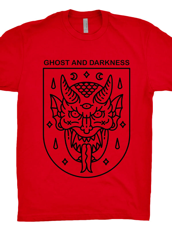 Men's Legion Tee by Ghost and Darkness