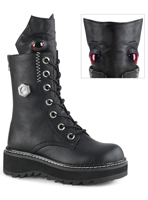 "Women's ""Lilith 220"" Boots by Demonia (Black)"