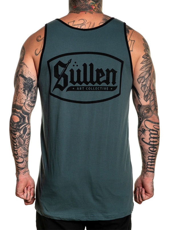 Men's Lincoln Tank by Sullen