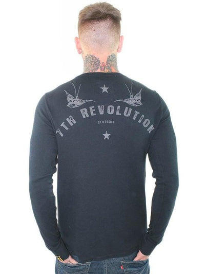 "Men's ""Live Fast"" Thermal by 7th Revolution - InkedShop - 2"