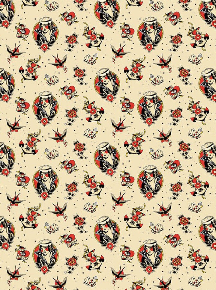 Lost Love Shower Curtain By Sourpuss
