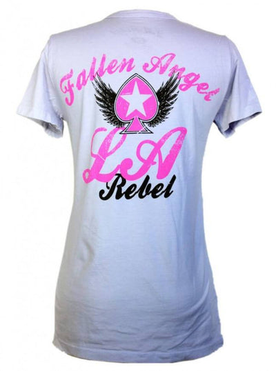 "Women's ""Lost"" Tee by LA Rebel (More Options) - www.inkedshop.com"