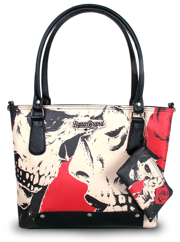 Women's Love Handbag Duo by Liquorbrand