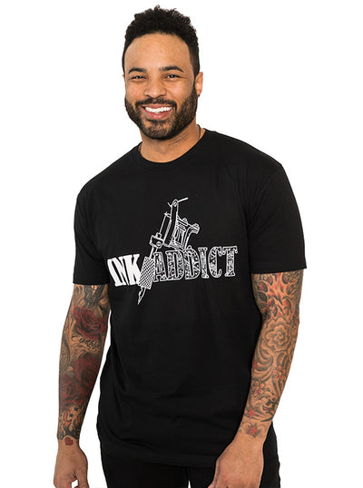 Men's Ink Machine Tee by InkAddict