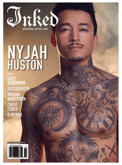 Inked Magazine: The Moto Issue (2 Cover Options) - July 2020
