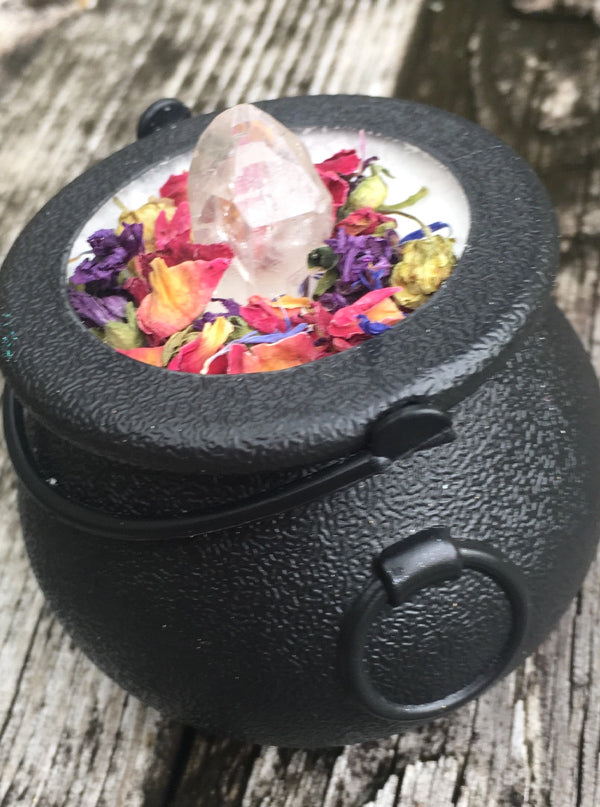 Magic Spell Crystal Bath Bomb