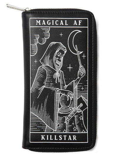 Magical AF Wallet by Killstar