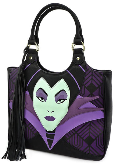 Disney Maleficent Tote Bag by Loungefly