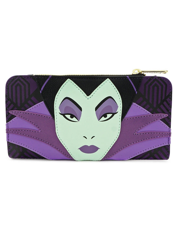 Disney Maleficent Wallet by Loungefly