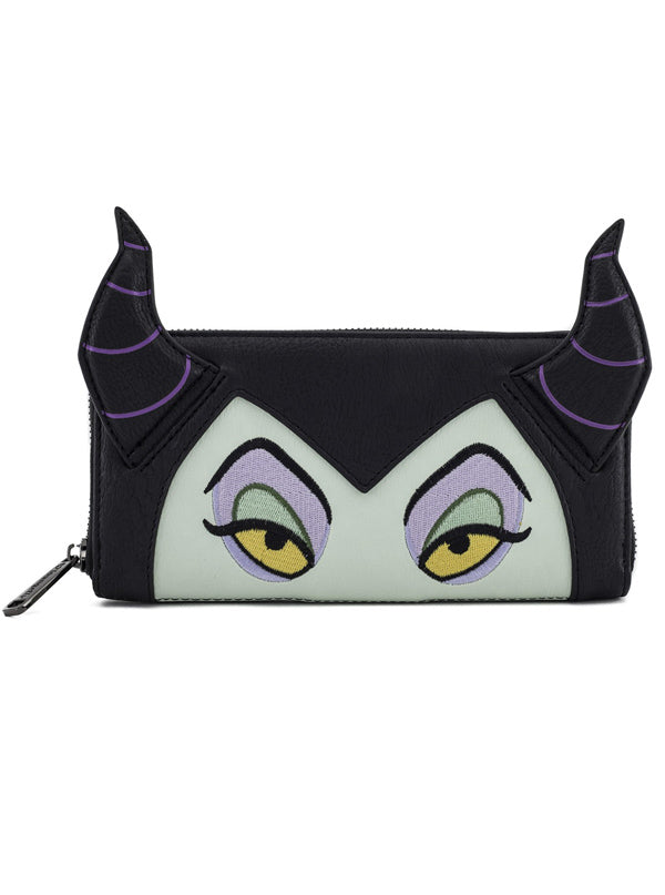 Maleficent Wallet by Loungefly