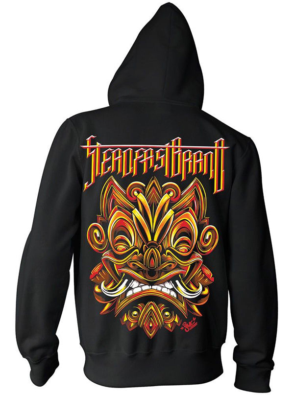 Men's JL Mask Pullover Hoodie by Steadfast Brand