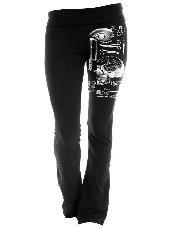 "Women's ""Medical Malpractice"" Hangover Pants by Se7en Deadly (Black) - www.inkedshop.com"