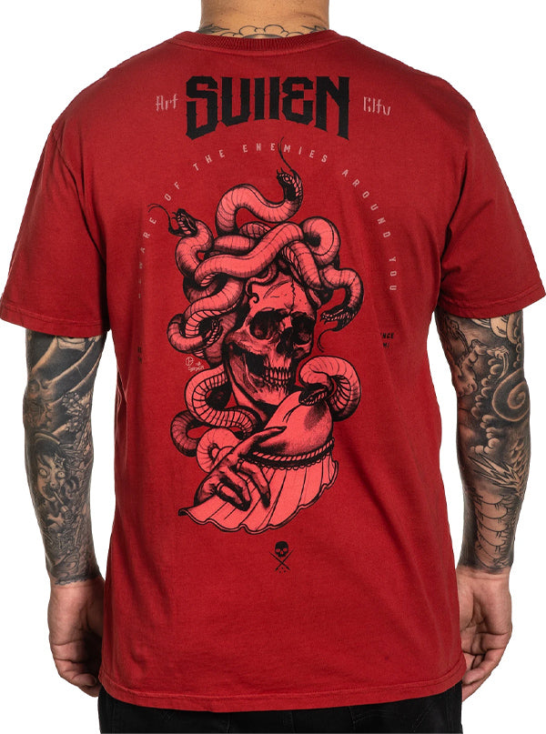 Men's Madusa Tee by Sullen