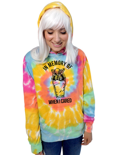 "Unisex ""In Memory"" Hoodie By RealRebel (More Options)"