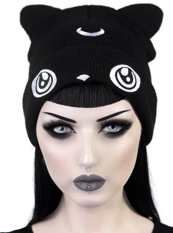 Meowgical Beanie by Killstar