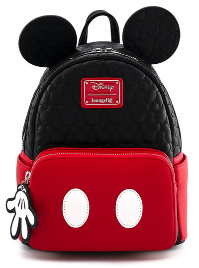 Disney: Mickey Mouse Oh Boy Mini Backpack by Loungefly