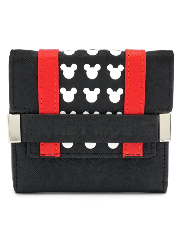 Mickey Trifold Wallet by Loungefly (Black/Red)