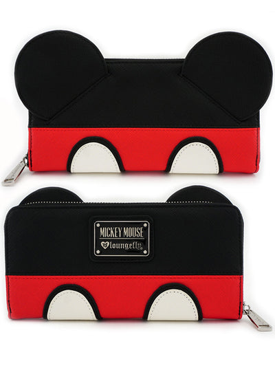 Mickey Suit Wallet by Loungefly