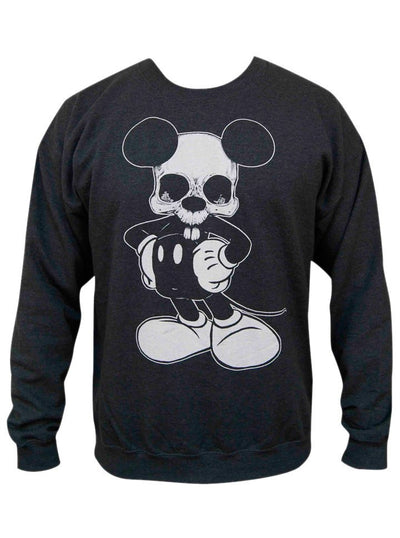 "Men's ""Micky"" Sweatshirt by Lowbrow Art Company (More Options) - www.inkedshop.com"