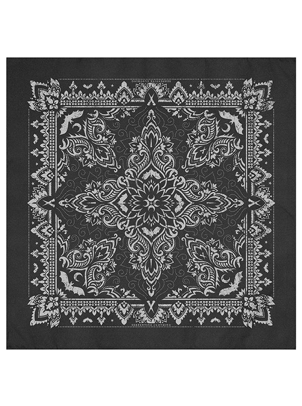 Midnight Eternal Bandana by Serpentine Clothing