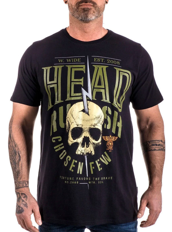 Men's Mighty Witch Tee by Headrush Brand