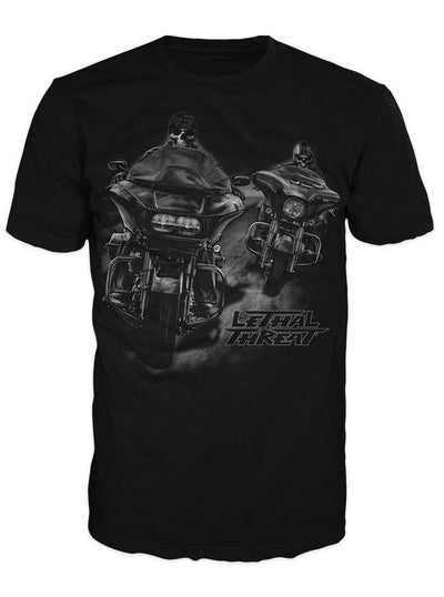 Men's More Mileage Tee by Lethal Threat
