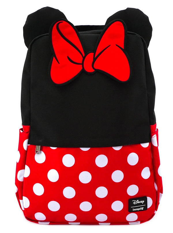 Disney: Minnie Mouse Cosplay Backpack by Loungefly