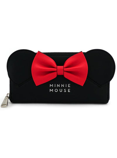 Minnie Ears Wallet by Loungefly