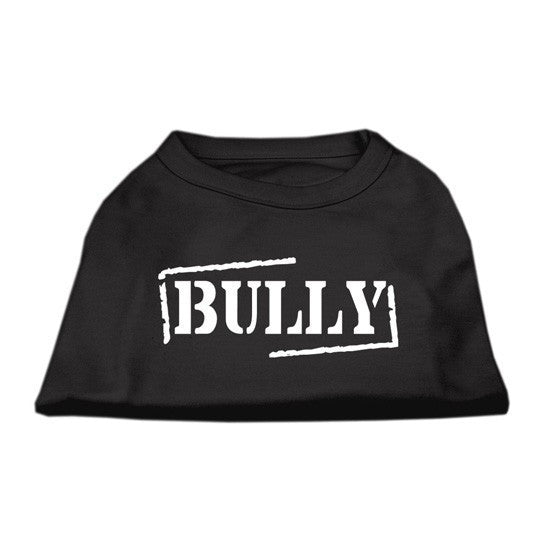 Bully Screen Printed Shirt by Mirage Pet Products (Black) - InkedShop - 1