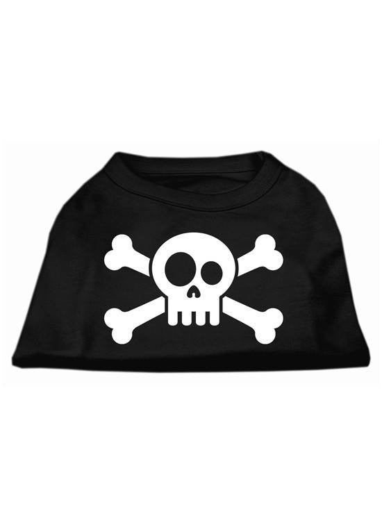 Skull Cross bone Screen Print Shirt by Mirage (More Options) - www.inkedshop.com