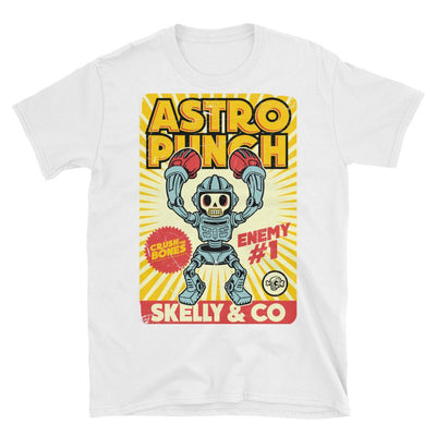 "Men's ""Astro Punch"" Tee (More Options) by Skelly & Co"