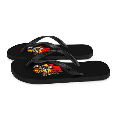 "Unisex ""Go Go"" Flip Flops by Skelly & Co"