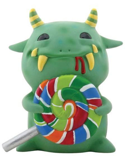"Underbedz™ ""Mogu Mogu With Lollipop"" Vinyl Toy by Summit Collection - www.inkedshop.com"