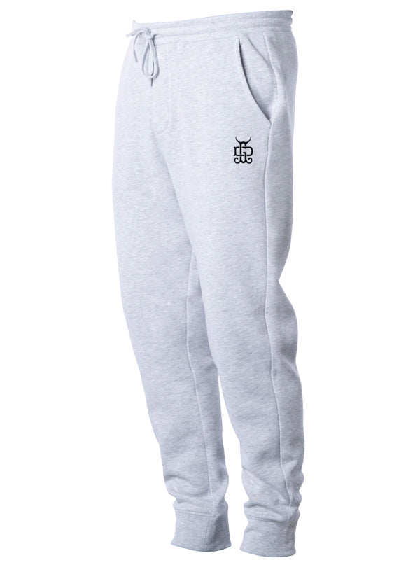 Mens Monogram Joggers by Ghost and Darkness