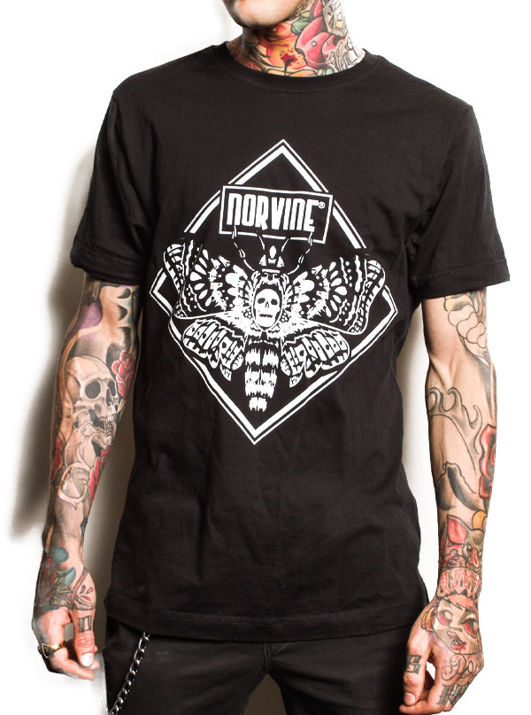 Men's Moth Tee by Norvine